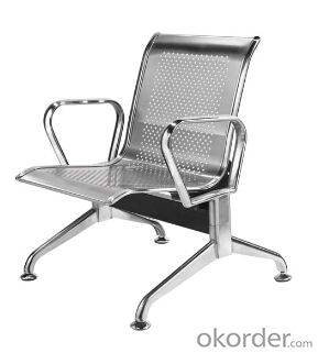 Latest Stainless Steel Waiting Chair 500-01C