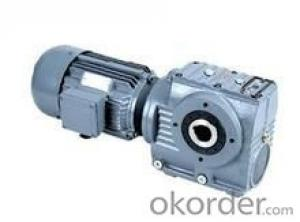 Helical Worm Reducer- S serise