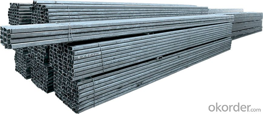 Galvanized strut support C channel