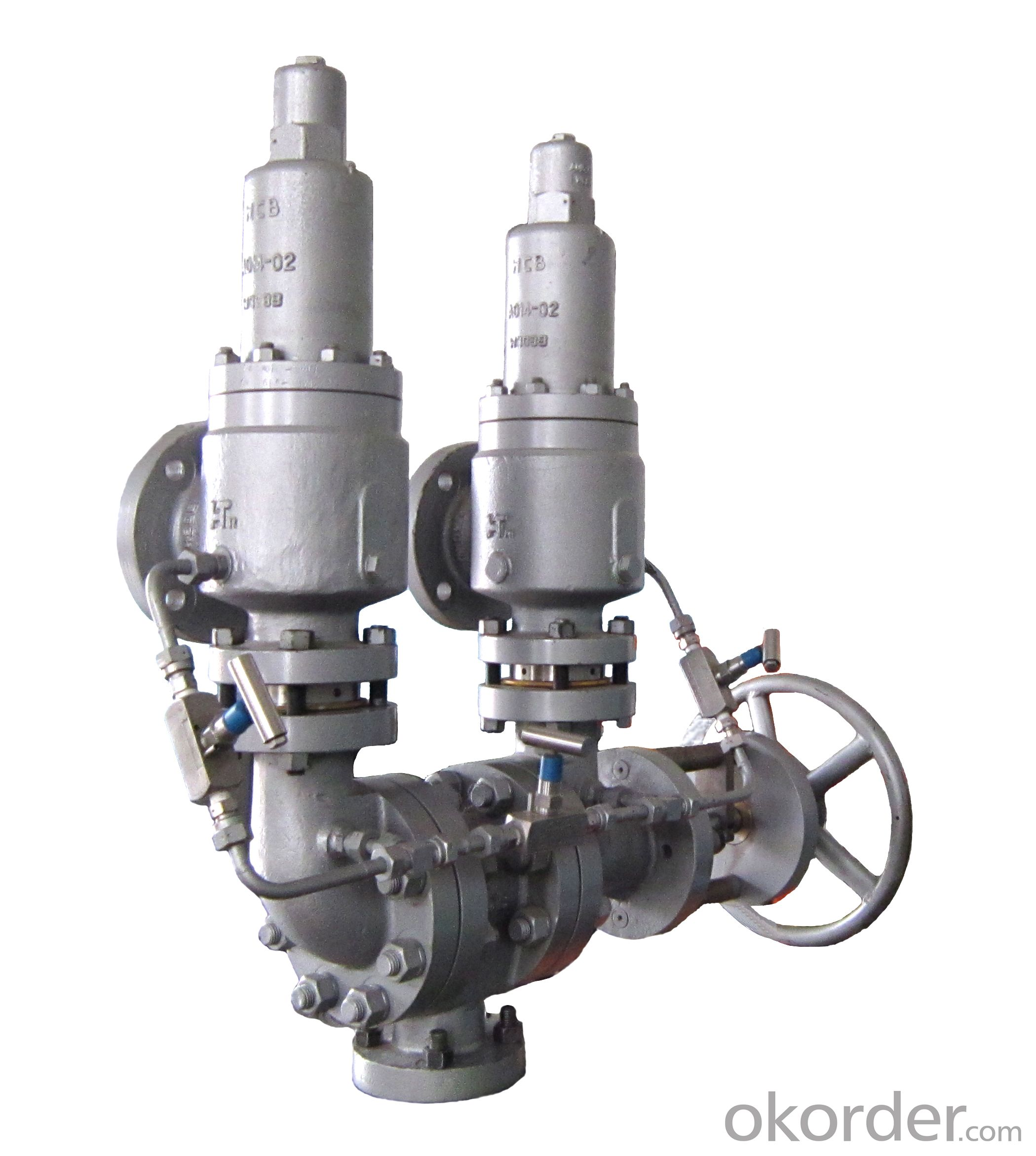 High Performance WCB Pressure Relief Valves