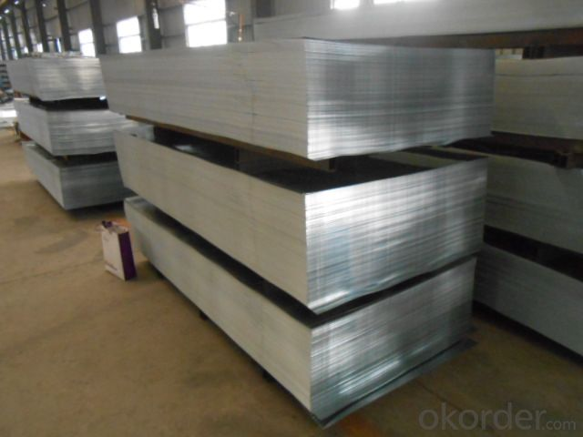 HOT-DIP Galvanized Steel Sheet