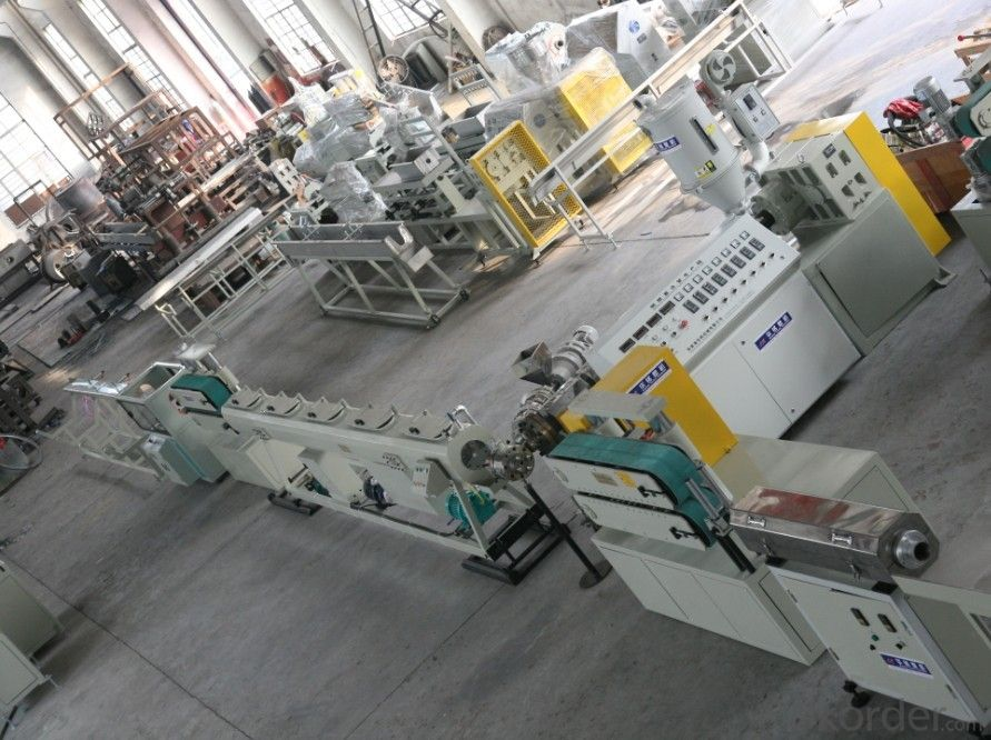 High-Precision PPR Stainless Steel and Cooper Composite Pipe Production Line