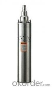 QG(D) Submersible Screw Pump