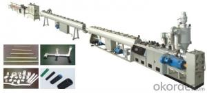 PE-RT/PP/PPR/PE/PB Plastic Pipe Production Line