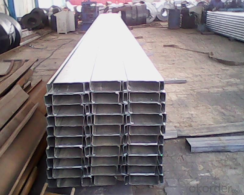 Hot dipped Galvanized strut C channel 1.5mm