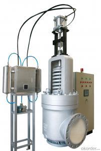 High Performance CF8M/WCB Pressure Relief Valve