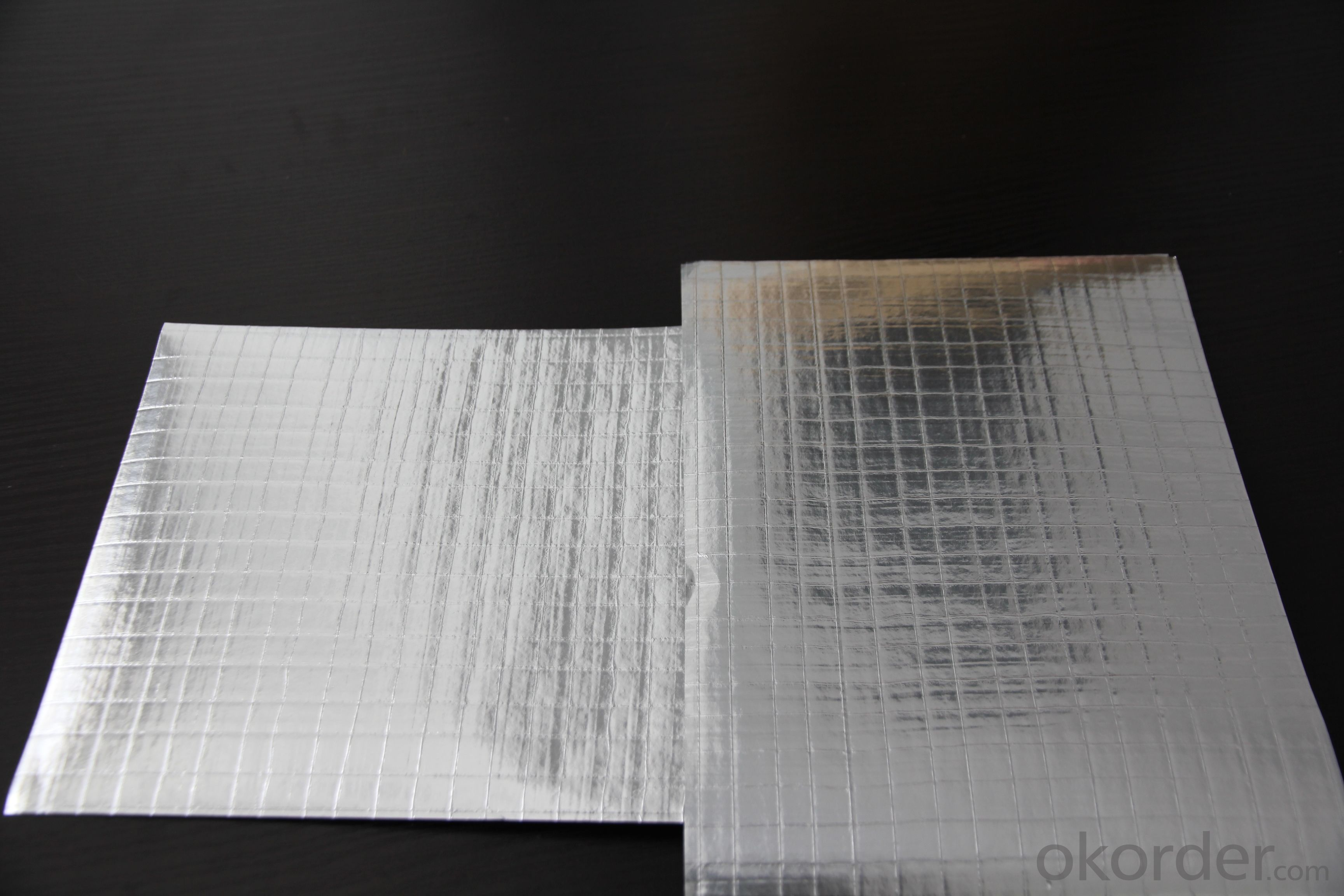 Aluminum Foil Facing, Sigle Sided Paper Foil