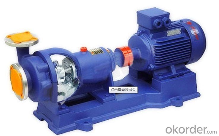 FB1 Centrifugal Water Pump has Priming Purpose