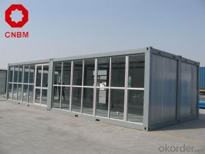 Comfortable 40ft Modualr Container House