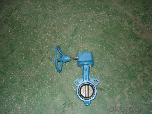 Butterfly Valve of China High Quality 9400