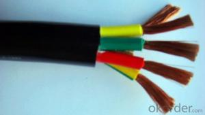 Spray-proof Soft Power Cable