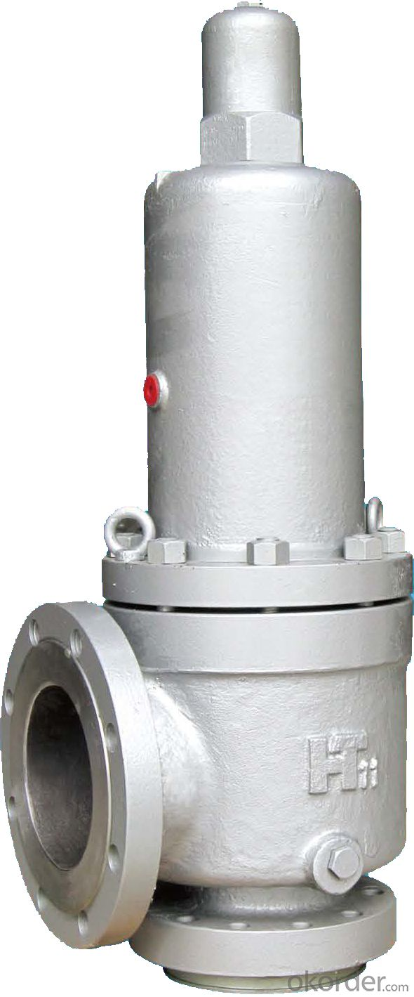 High Performance CF8 Pressure Relief Valve