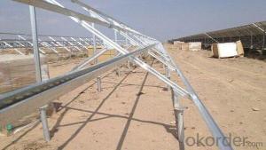 Solar rack