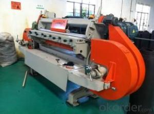 EVA sheet cutting machine