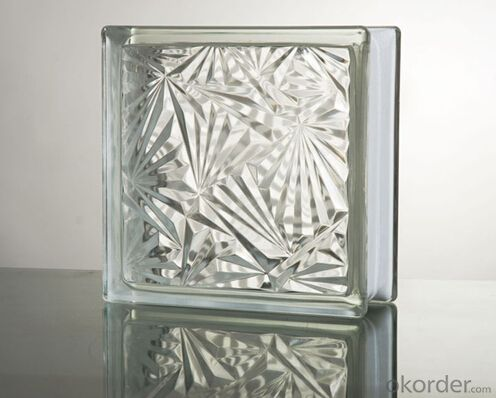 Glass Block (Ice Flower)
