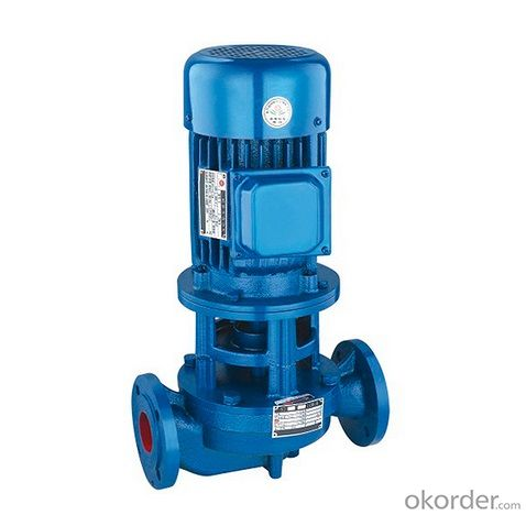 SG Pipeline Pumps