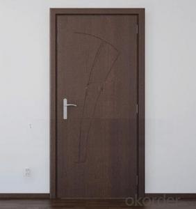 Iron Steel Security Metal Door 1705