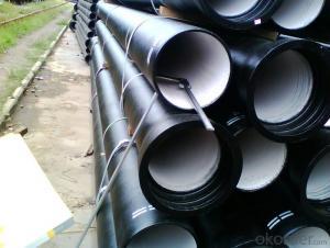 ISO2531 / EN545 / EN598 DCI Pipe