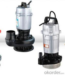 QDX.QX Series Submersible Pumps