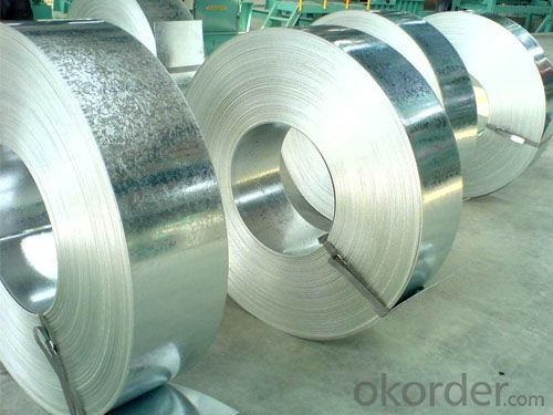 NO.1 BEST HOT-DIP GALVANIZED STEEL COIL