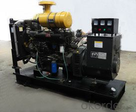Cummins and Volvo Diesel Generator sets