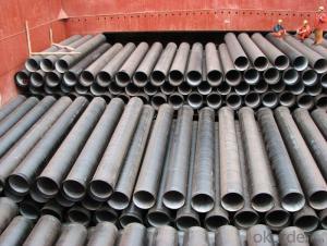 ISO2531 / EN545 Ductile Iron Pipe K9