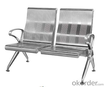Latest Stainless Steel Waiting Chair 600-02