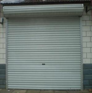 Sectional Garage Door with Good Quality
