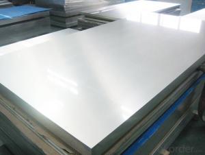 Stainless Steel Sheet ASTM Standard 200,300,400 Series