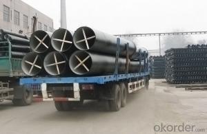 ISO2531 / EN545 / EN598 Ductile Iron Pipe K9