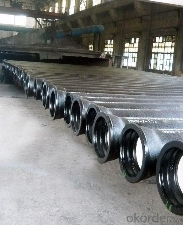 EN545 / EN598 DCI Pipe