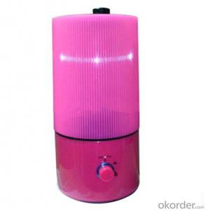 Hot air humidifier humidifier recommended OEM lamp humidifier Aromatherapy