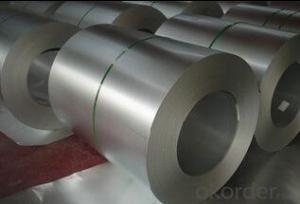 Galvanized Stel coils