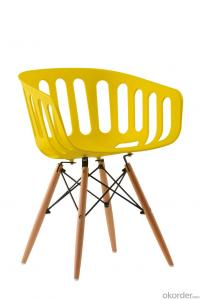 New design dining Eames chair with armrest chair