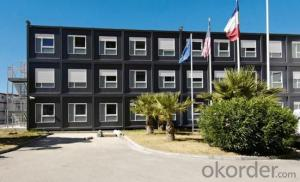 High quality container house for Hotel