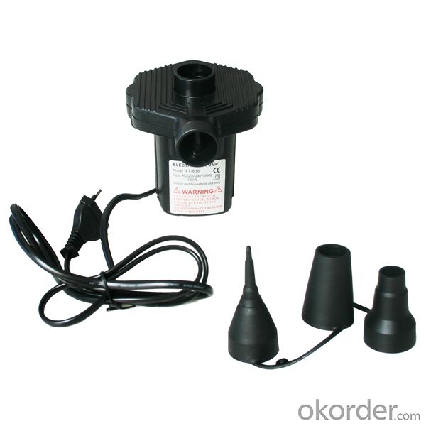 Electronic air pump
