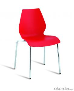 Modern noshery dining chair for KFC