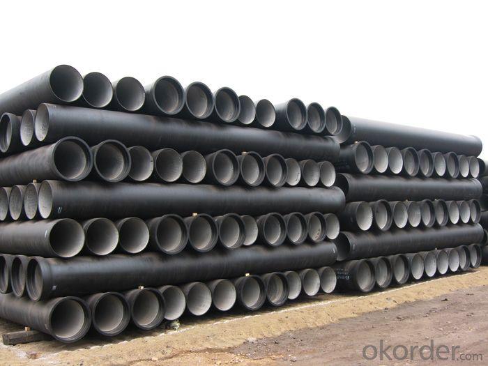 EN545 / EN598 Ductile Iron Pipe K9