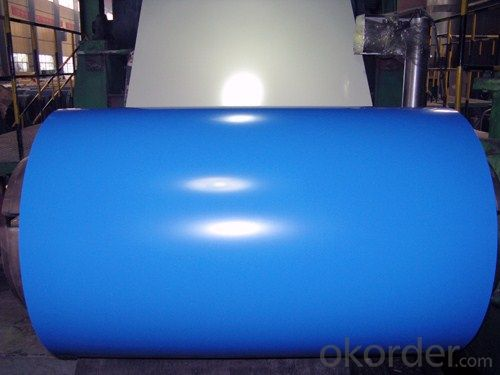 PRE-PAINTED GALVANIZED STEEL COIL NO.1