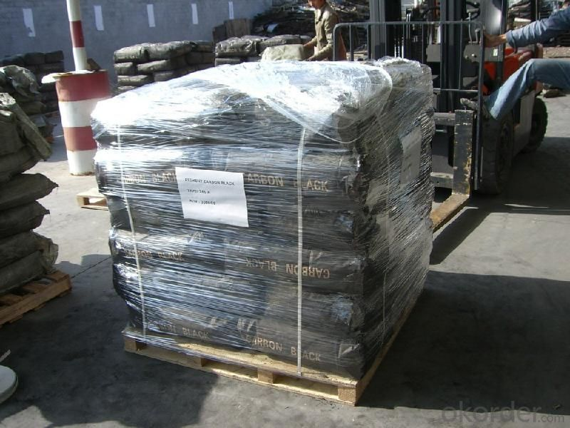 Virgin type pyrolysis Carbon black N330