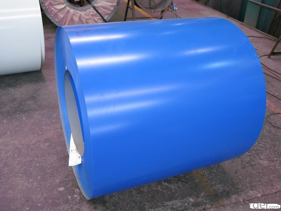 LZPRE-PAINTED GALVANIZED STEEL COIL