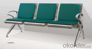 Latest Stainless Steel Waiting Chair 600-03S