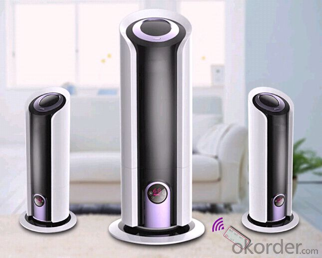The new intelligent remote control air humidifier for household mini high-capacity aroma humidifier