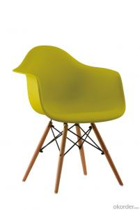 Eames armest chair for dining room and restaurant