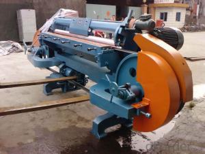 EVA sheet cutting machine