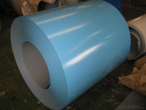 printed steel coil