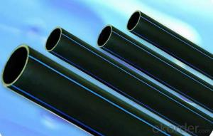 HDPE PIPE GB/T13663-2000 DN110