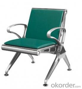 Latest Stainless Steel Waiting Chair 700-01