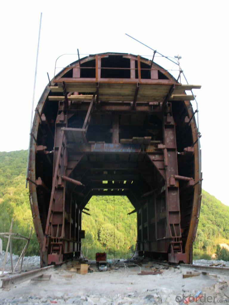 tunel formwork for tunel construction  tunel formwork for tunel construction