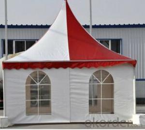 High-class pagoda wedding event